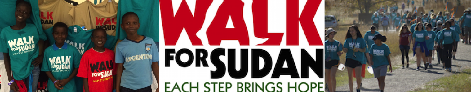 2016 Walk for Sudan
